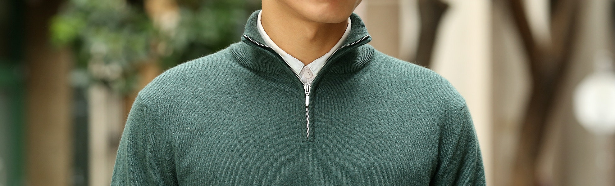 Royal Speyside Classic Zip Cashmere Sweater | Price & Reviews ...