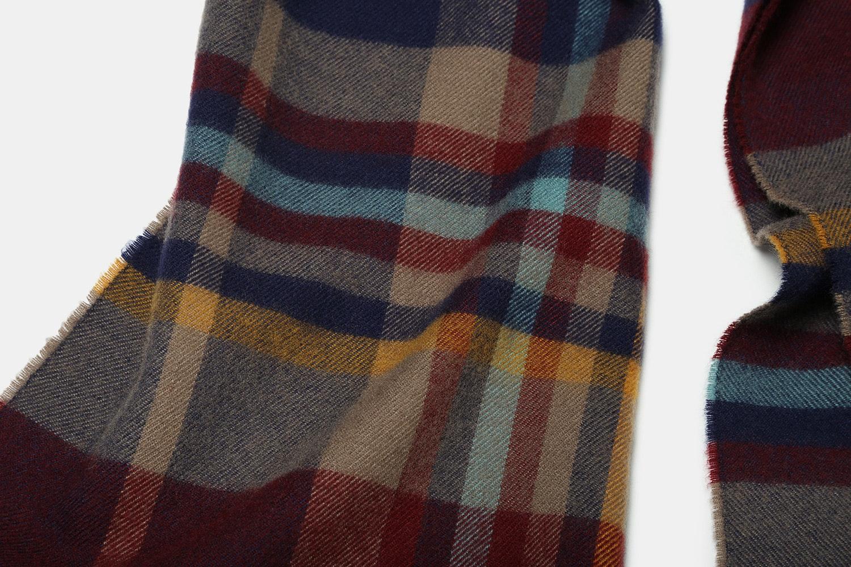 Royal Speyside Extra-Fine Merino Scarves