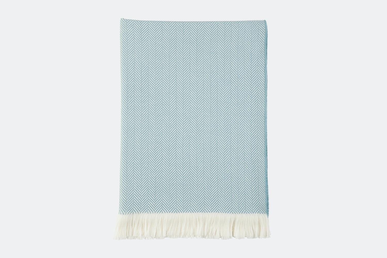 Royal Speyside Extra-Fine Merino Wool Throws