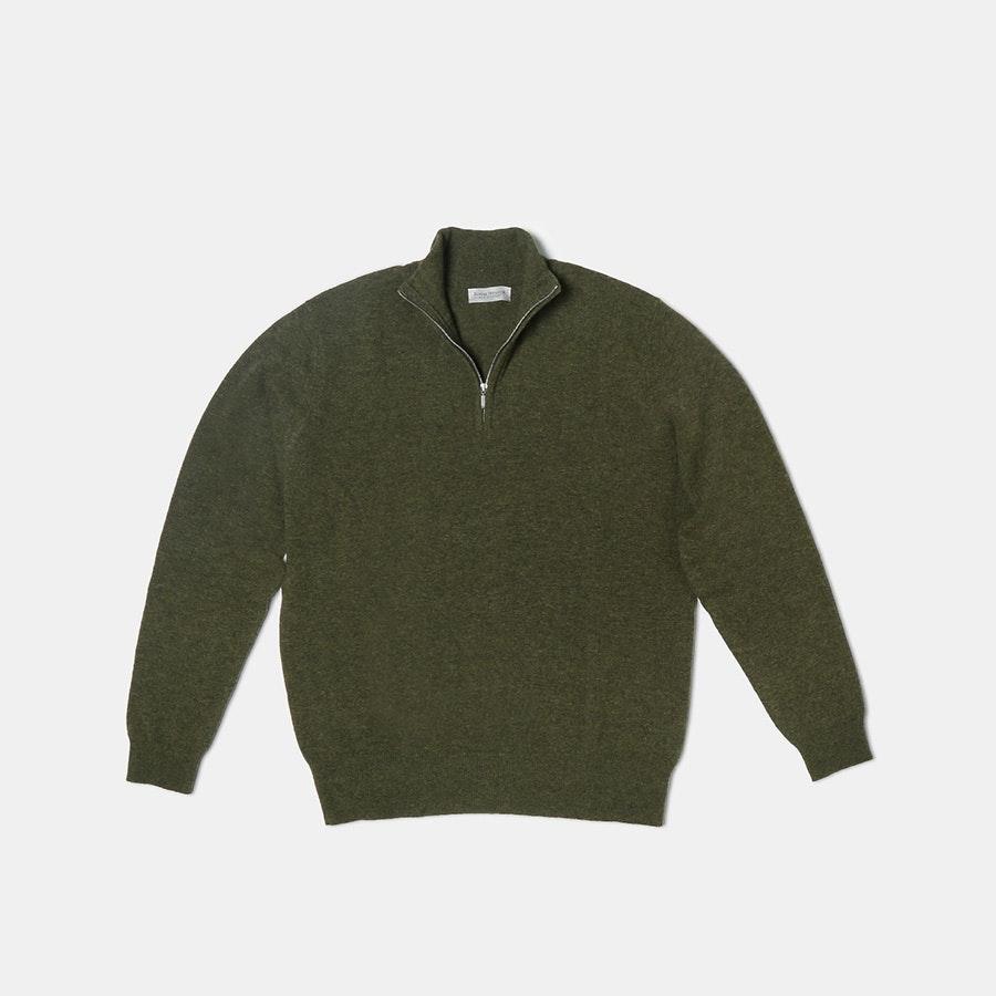 Royal Speyside Merino-Cashmere Sweater