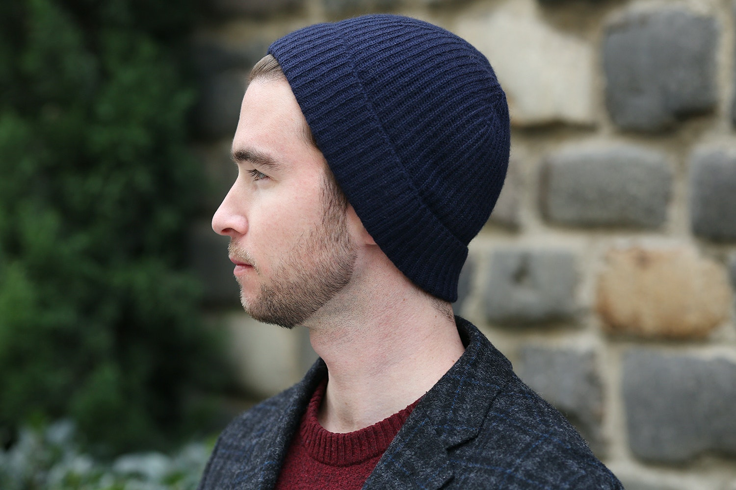 Royal Speyside Ribbed Knit Hats