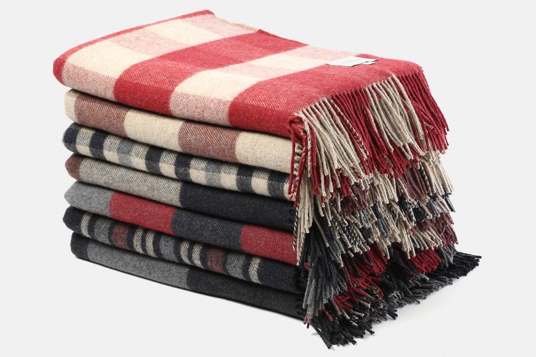 Royal Speyside Wool Throws