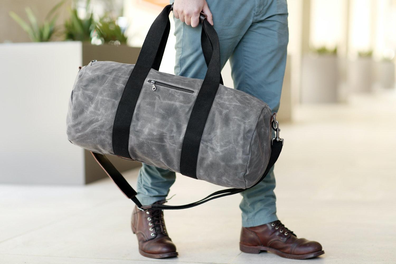 RPMWEST Quarter Century Duffels & Backpacks