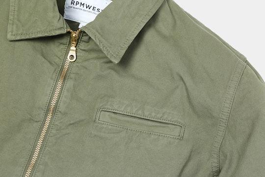 RPMWEST Lightweight Quarter Century Jacket