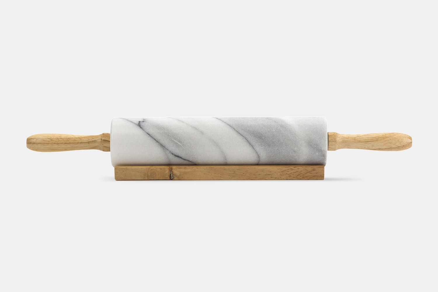 RSVP Marble Rolling Pin & Stand