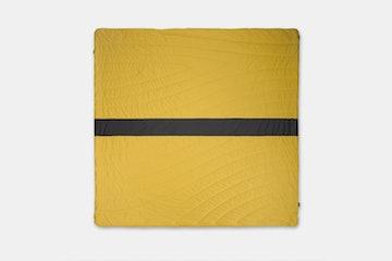 Super Fleece – Yellow/Charcoal