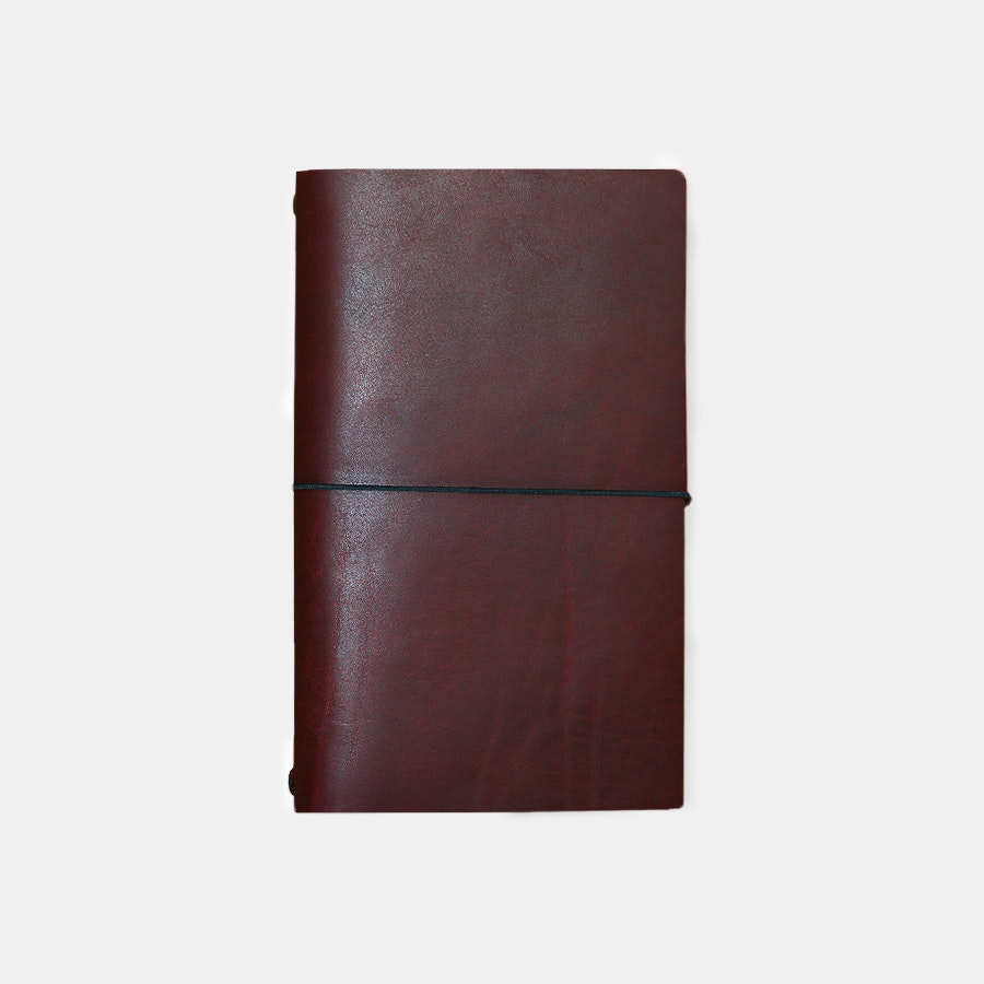 Rustico Expedition Leather Notebook