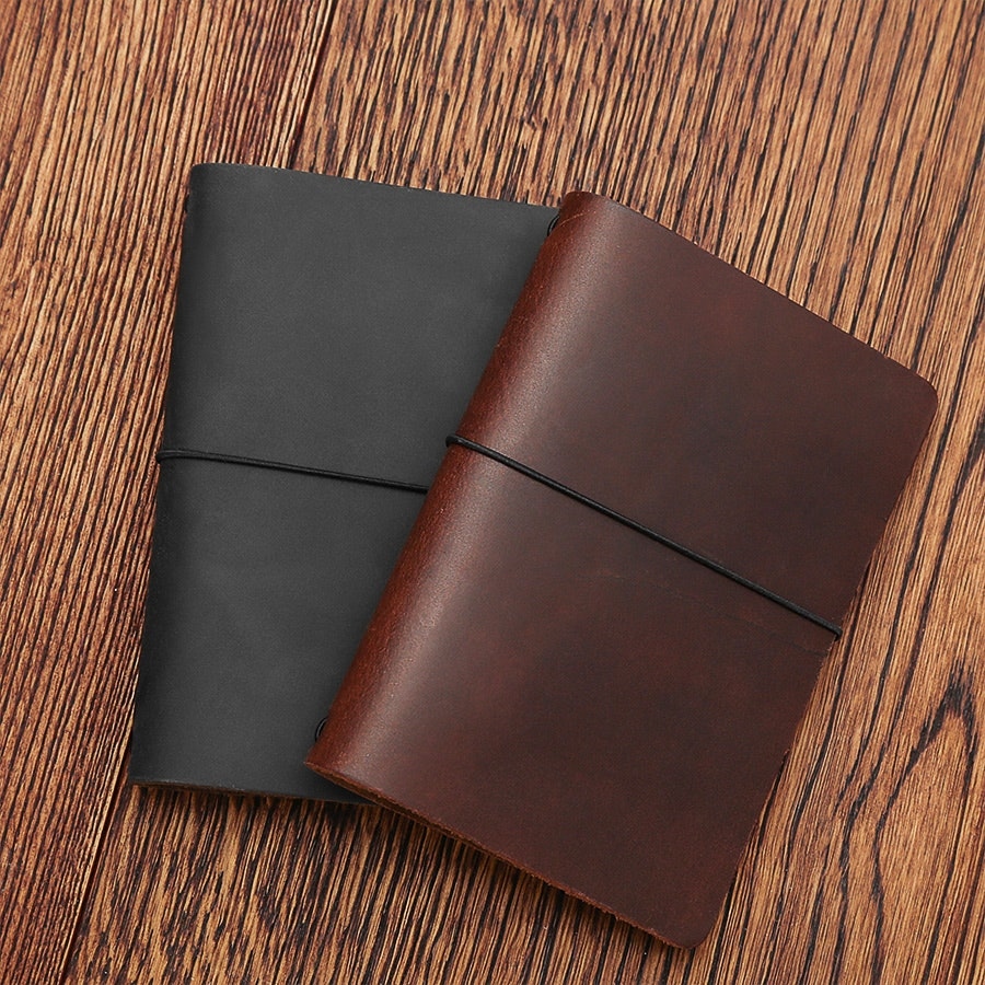 Rustico Expedition 0.5 Leather Pocket Notebook