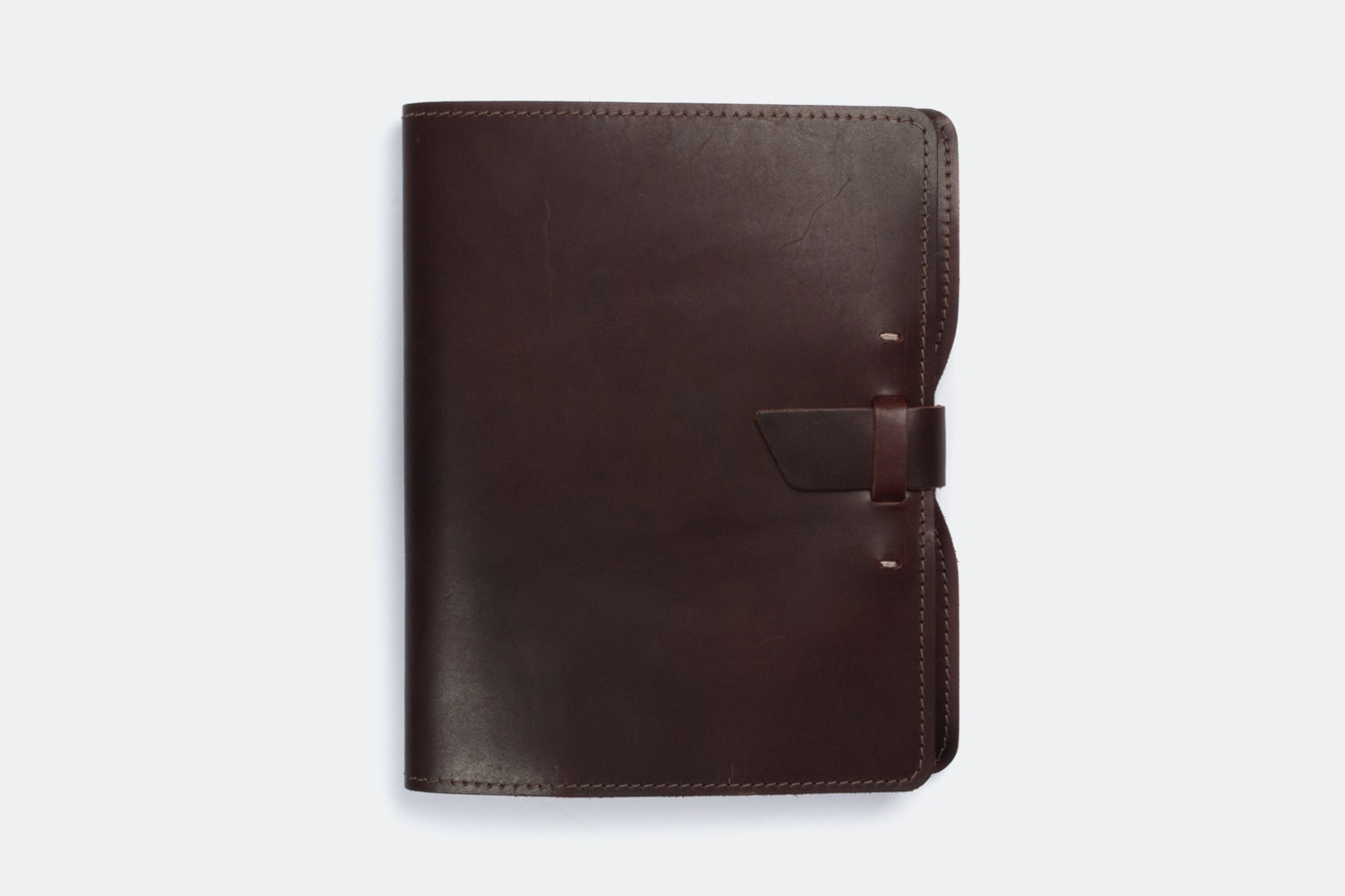 Ipad X Case - Burgundy