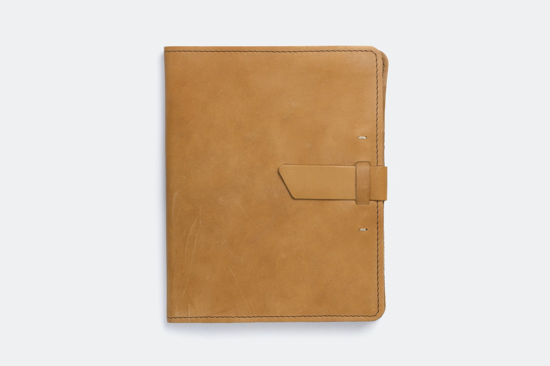iPad Case - Buckskin