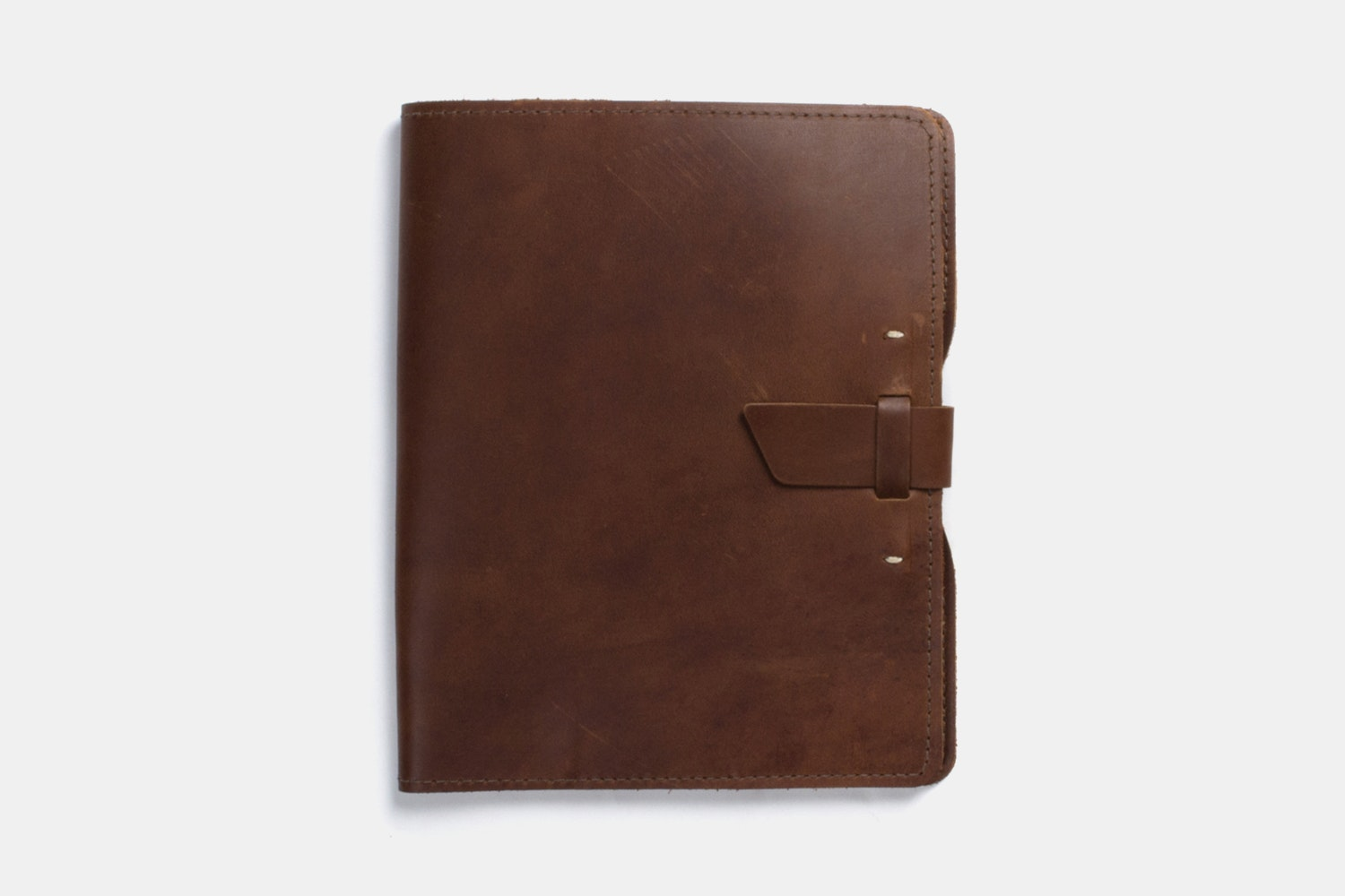 Ipad X Case - Saddle