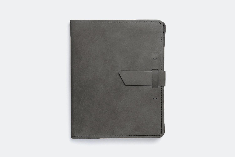iPad Case - Charcoal