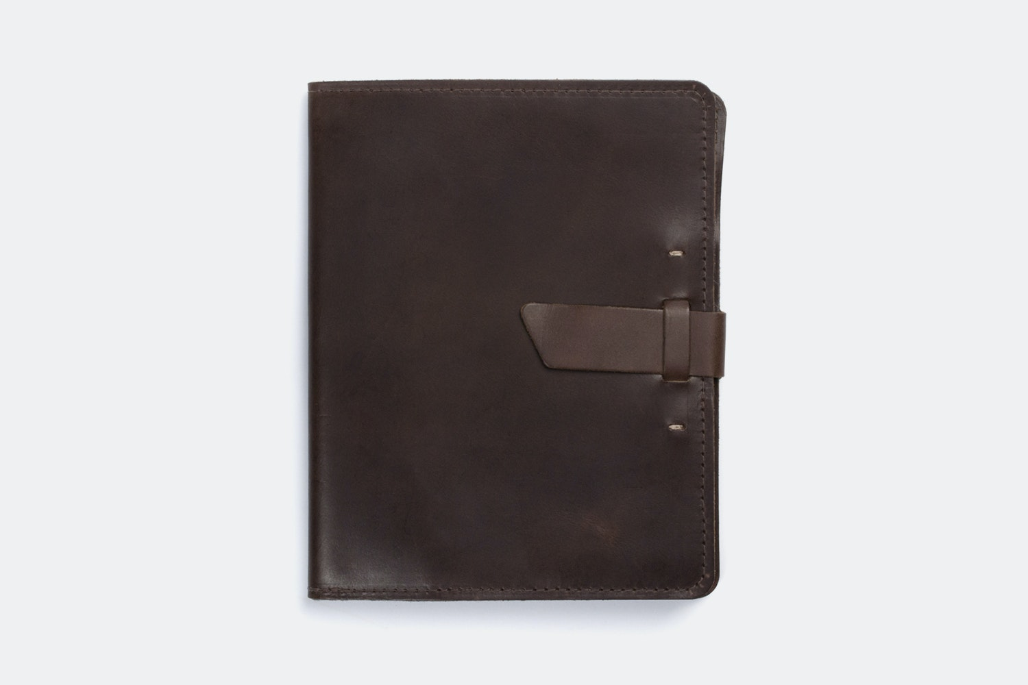 iPad Case - Dark Brown