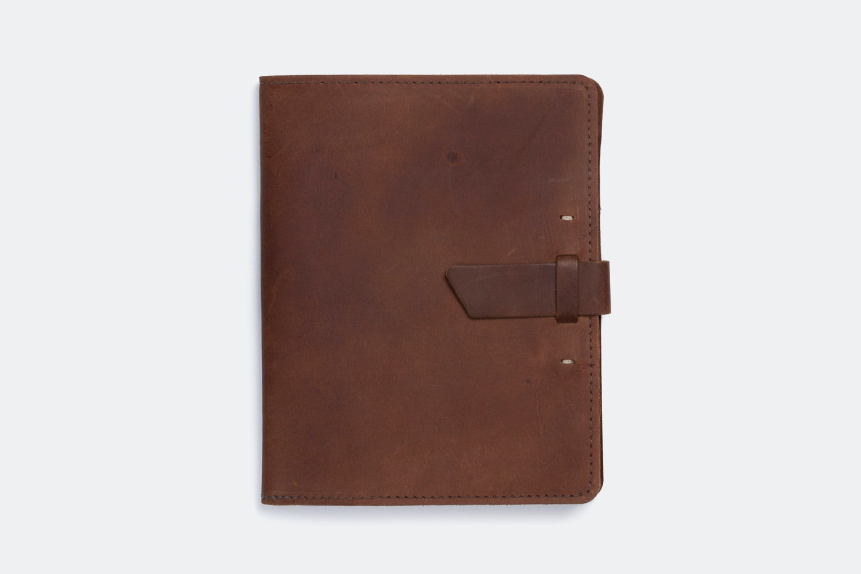 iPad Case - Saddle