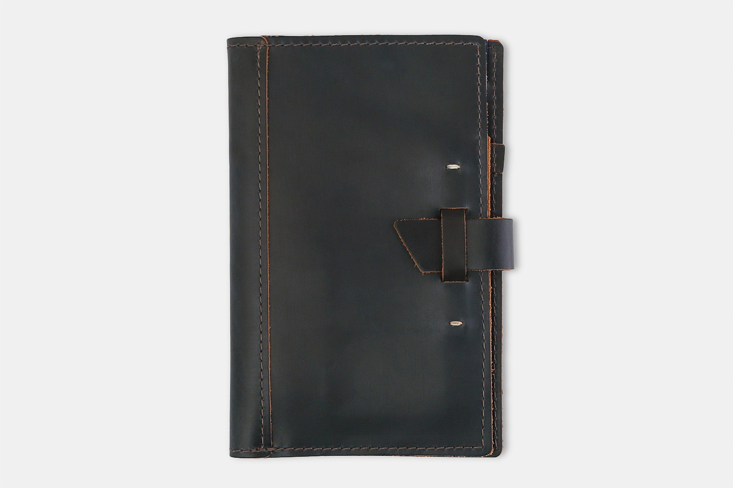 Small Leather Pad Portfolio
