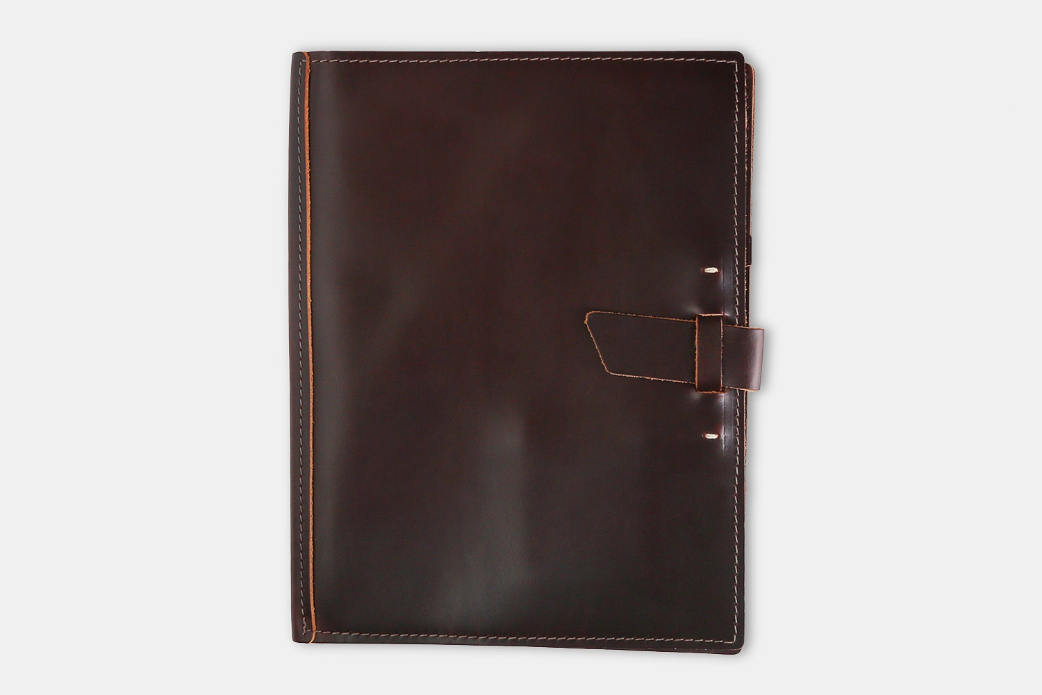 Large Leather Pad Portfolio (+ $70)