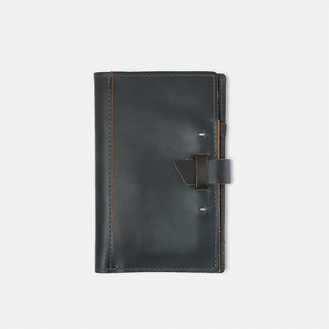 Rustico Leather Pad Portfolio