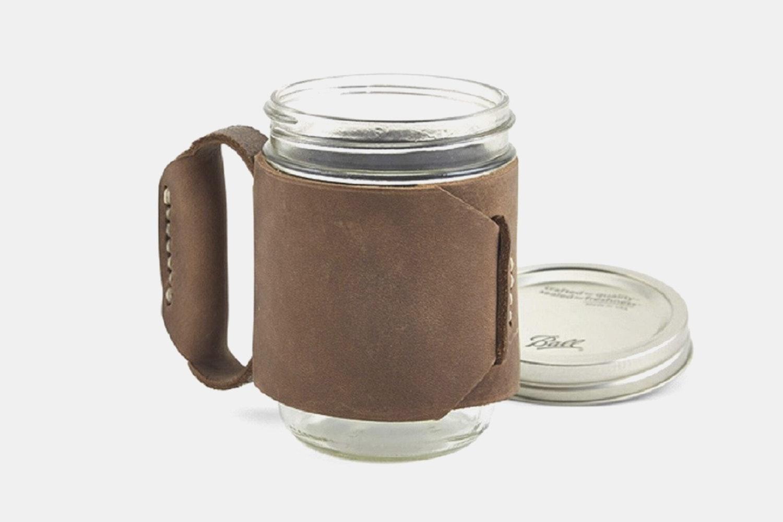 Rustico Miner's Mug & Beer Journal Bundle