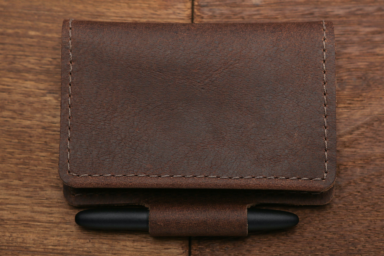Rustico Orbiter Leather Wallet