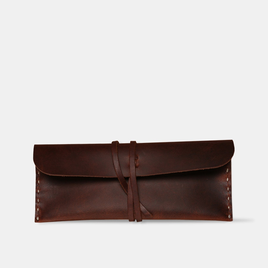 Rustico Stowaway Leather Pouch