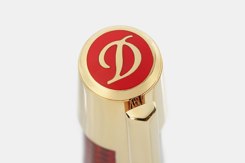 S.T. Dupont Defi Iron Man Ballpoint Pen