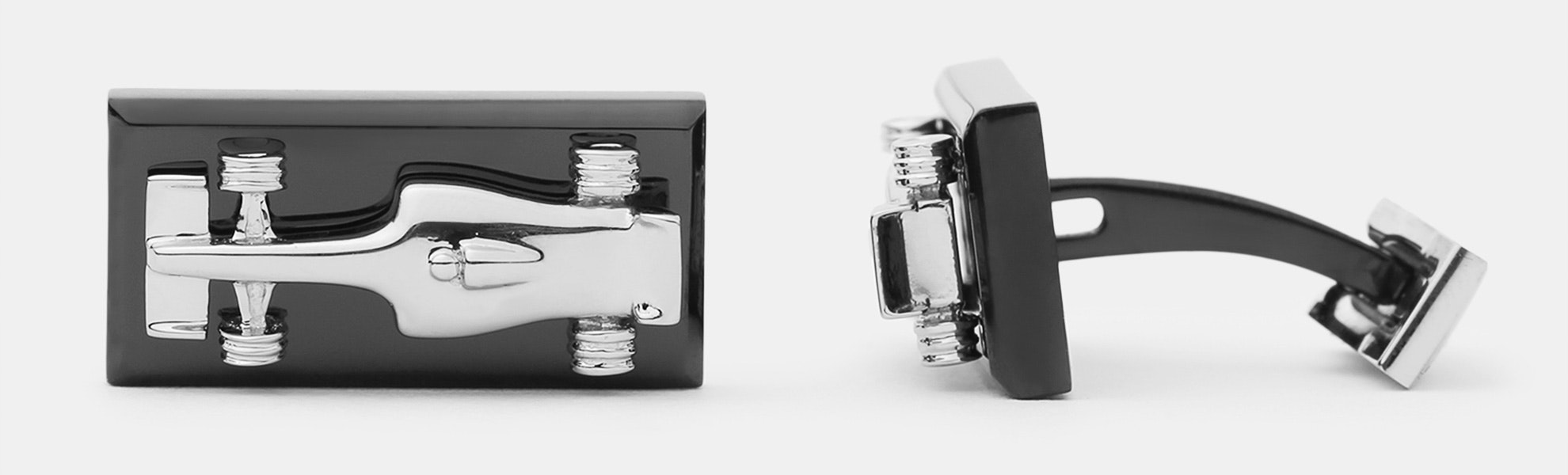 S.T. Dupont Limited-Edition McLaren F1 Cuff Links