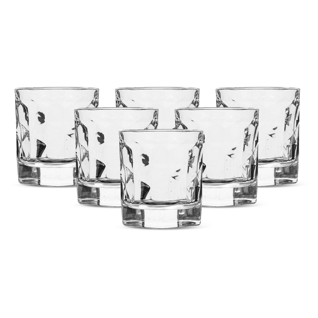 Sagaform Club Series Glass Barware