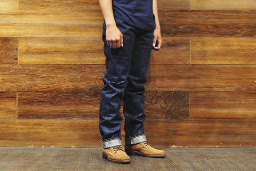 Sage 6th Anniversary 25oz Unsanforized Tundra Denim