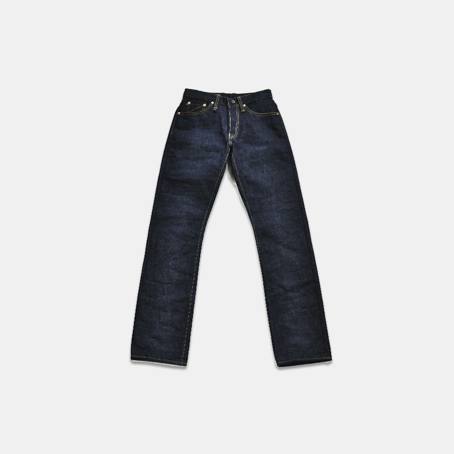 Sage Ironberg 23oz Selvage Denim