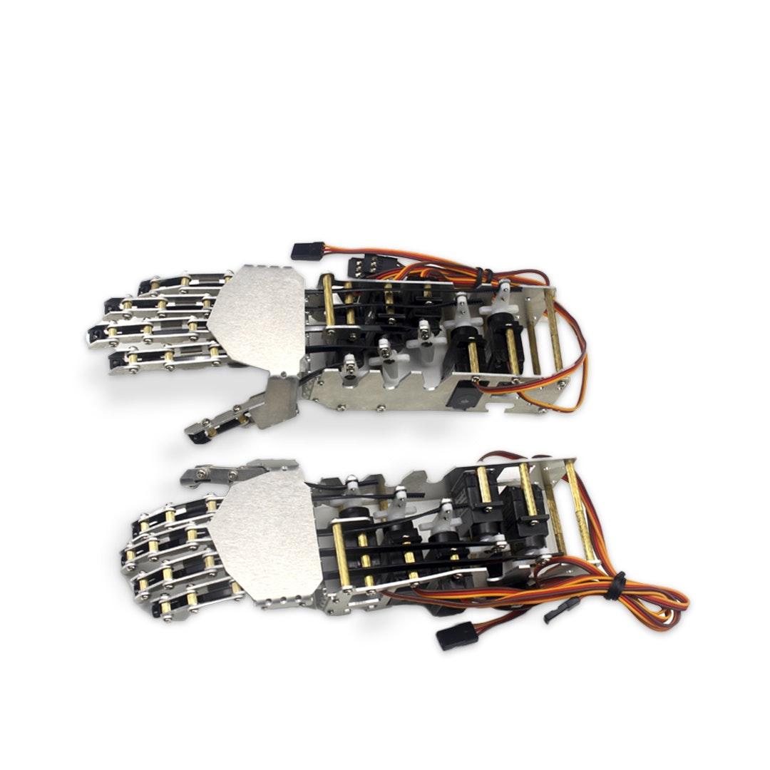 SainSmart 5 DOF Humanoid Robotic Hands
