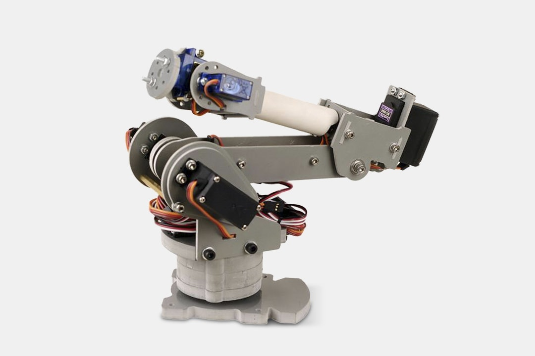Sainsmart 6-Axis Desktop Robotic Arm (Assembled)