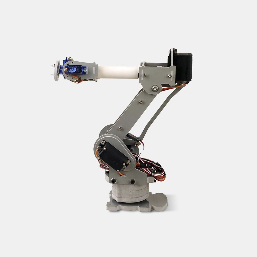 Sainsmart 6-Axis Desktop Robotic Arm (Assembled)