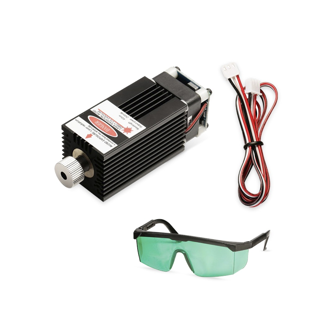 SainSmart 2.5W 445n Blue Laser Module Kit