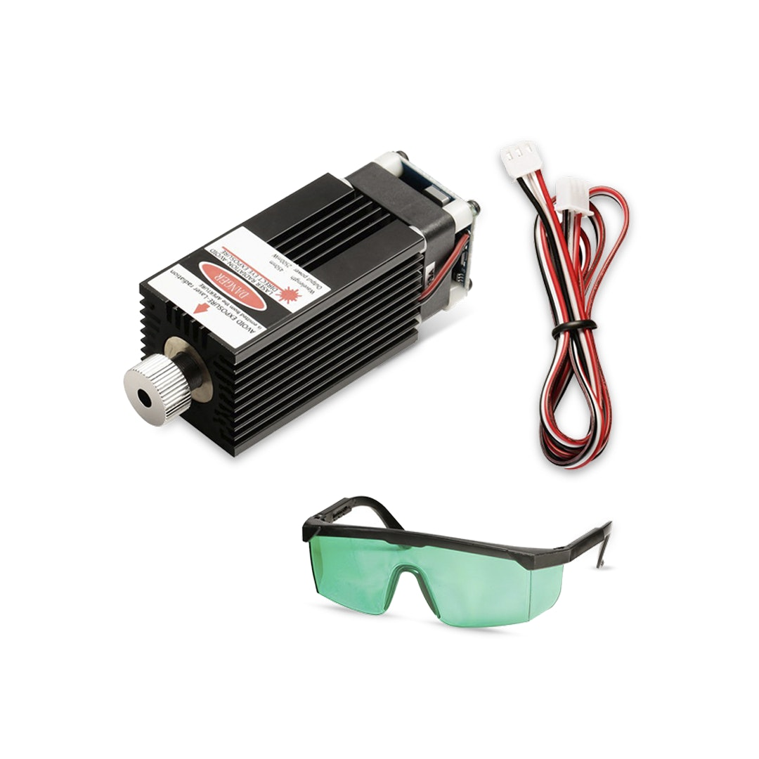 SainSmart 2.5W 445n Blue Laser Module Kit