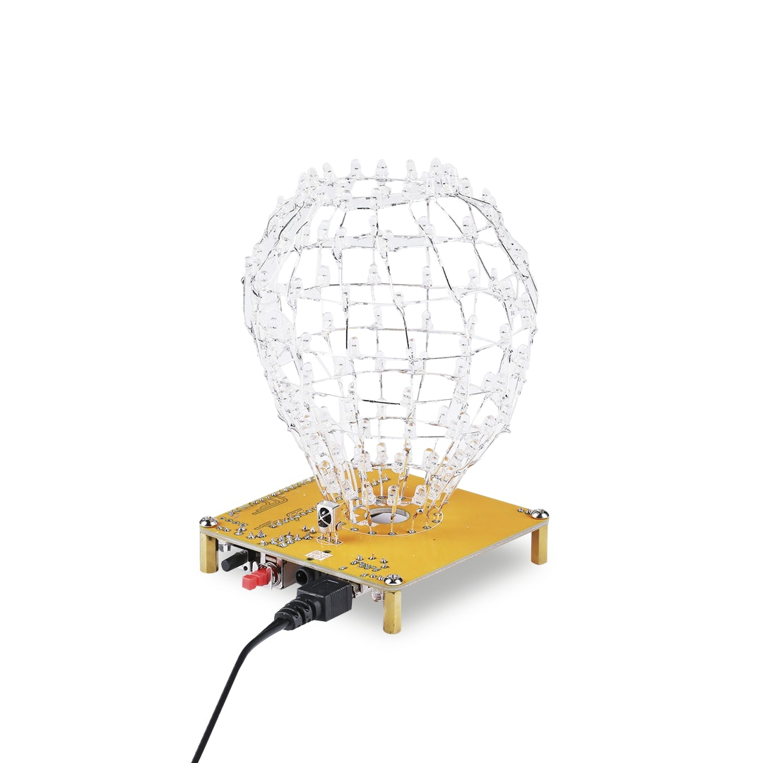 SainSmart Spherical LED Learning Kit