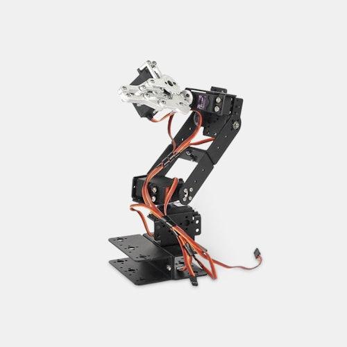 SainSmart S5 5-Axis Desktop Robotic Arm w/ Servos   Price & Reviews
