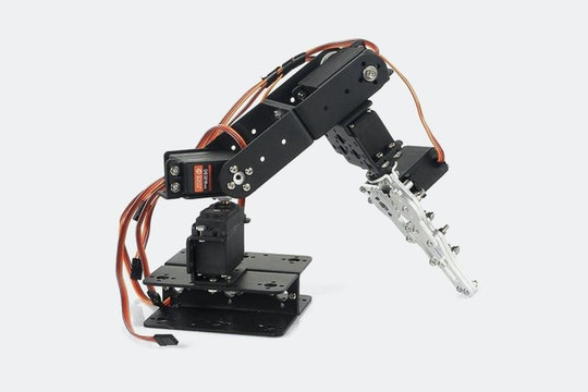 SainSmart S5 5-Axis Desktop Robotic Arm w/ Servos