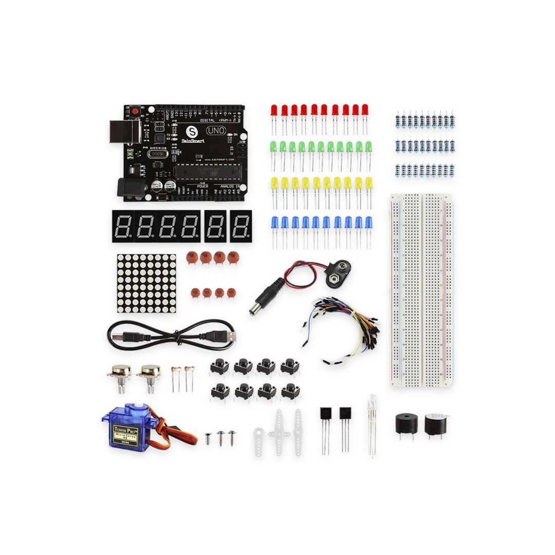 SainSmart Uno Learning Kit for Arduino