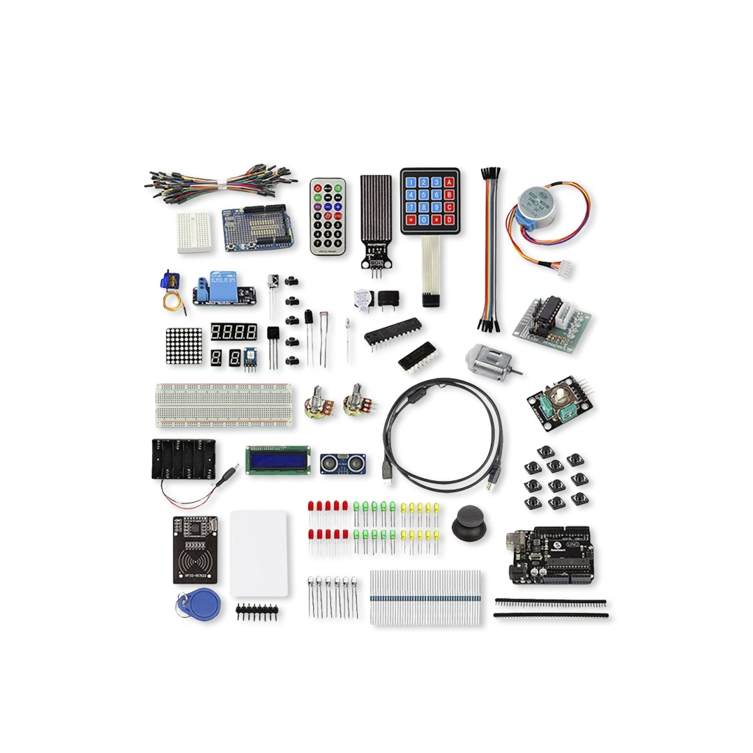 SainSmart UNO R3 Ultimate Starter Kit