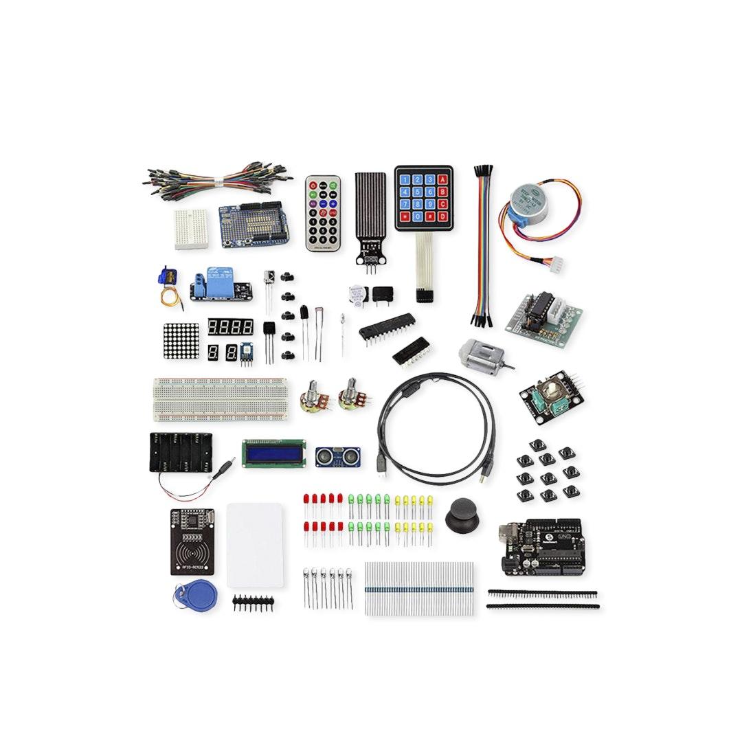 SainSmart UNO R3 Ultimate Starter Kit