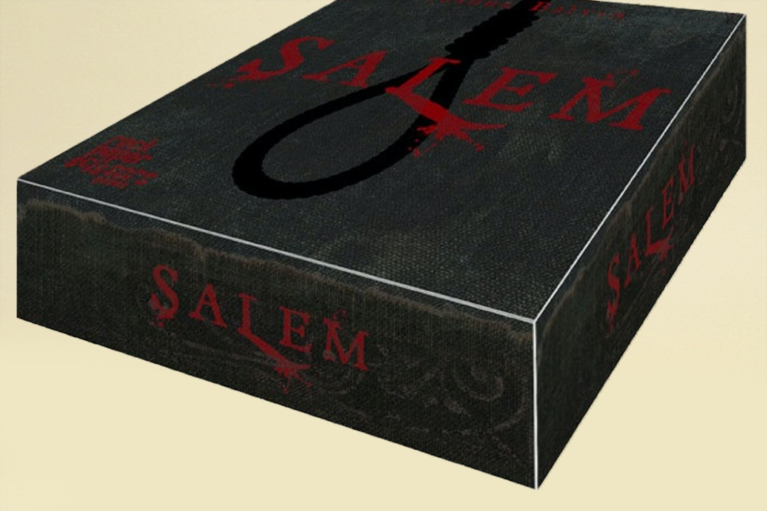 Salem Board Game