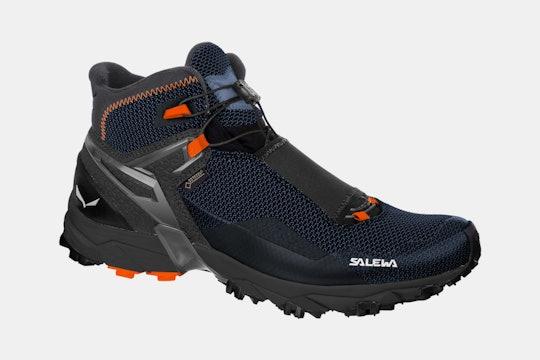 Men's Ultra Flex Mid GTX – Black/Holland