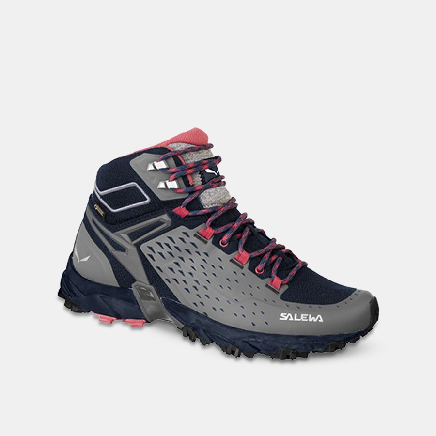 Salewa Men's Ultra Flex & Women's Alpenrose Mid GTX