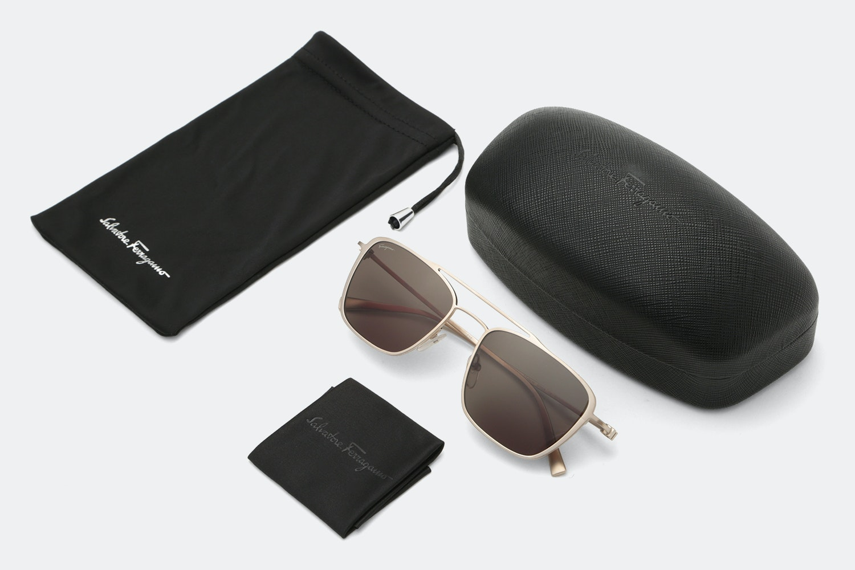 Salvatore Ferragamo Navigator Sunglasses