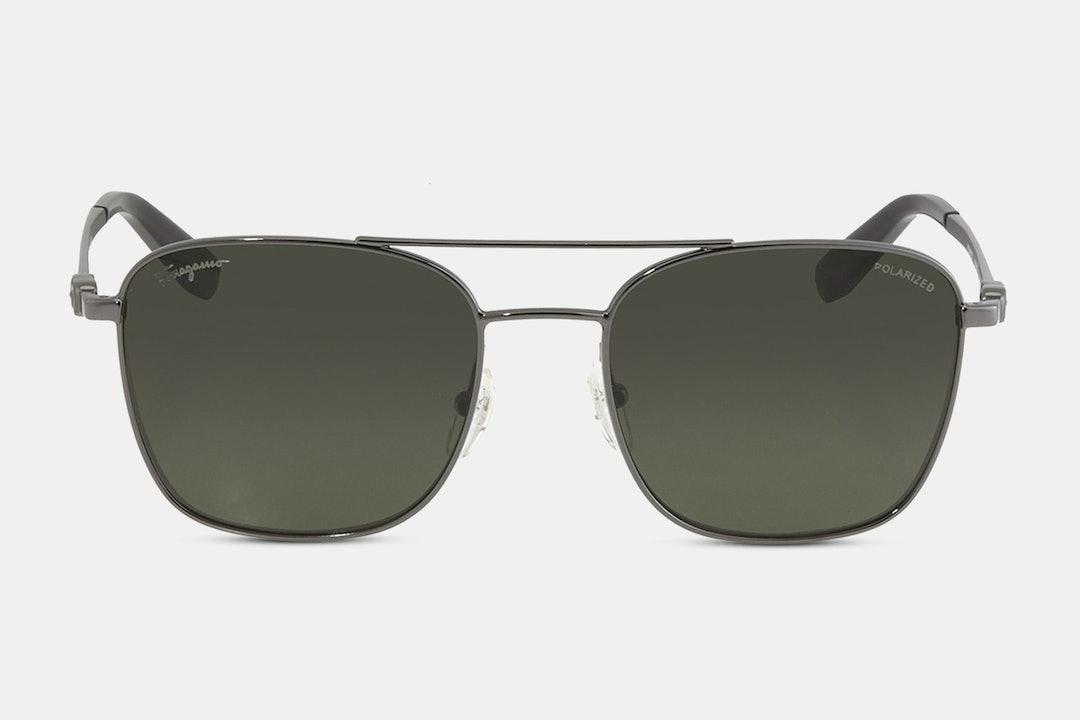 Salvatore Ferragamo SF158SP Polarized Sunglasses