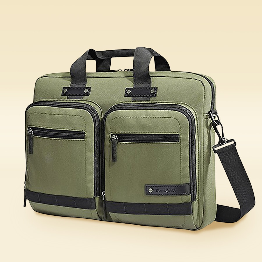 Samsonite Madagascar Slim Laptop Briefcase