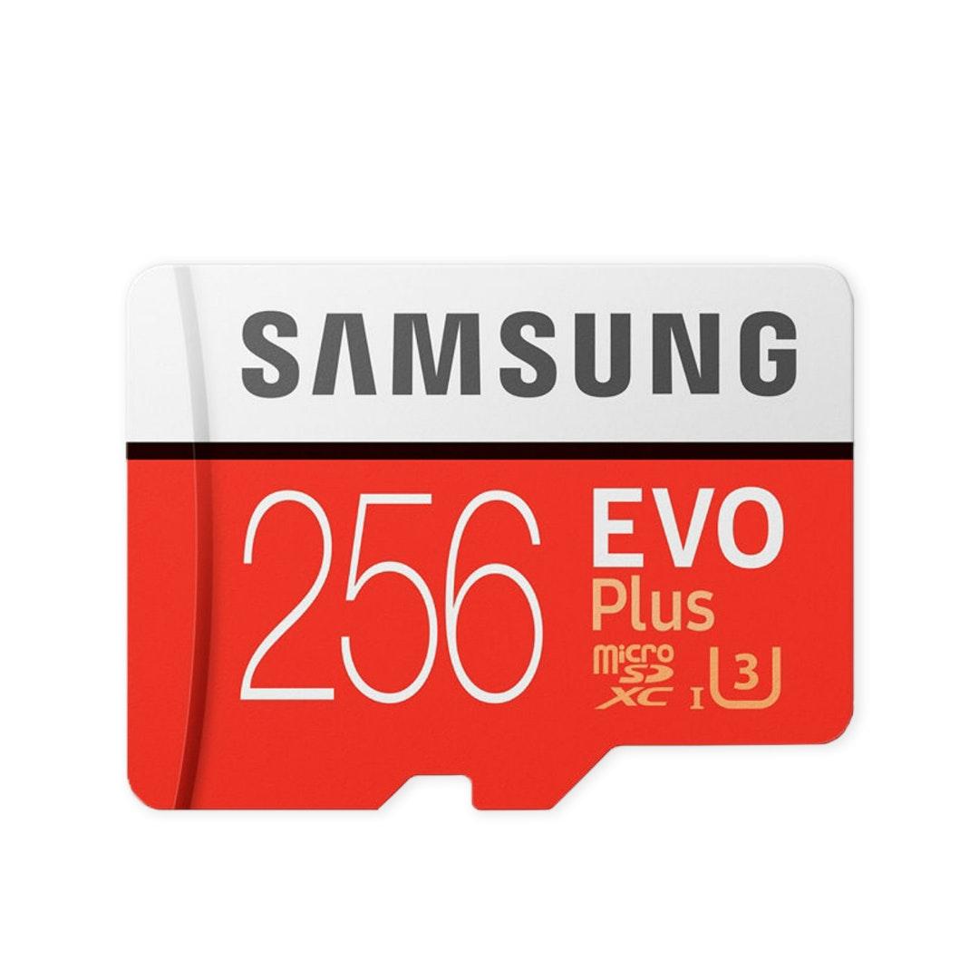 Samsung 256GB Micro SDXC EVO+ 100MB/s