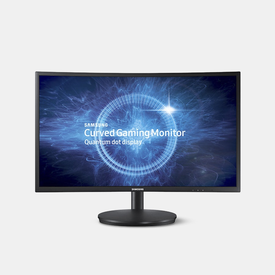 Samsung 27-Inch Curved LED 144hz Gaming Monitor