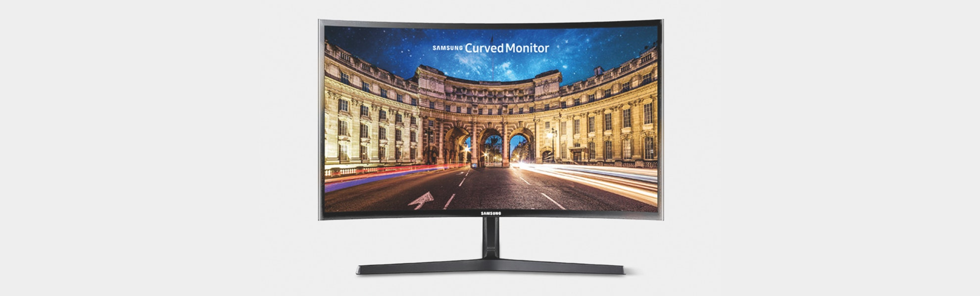 Samsung 27-Inch Curved LED Monitor