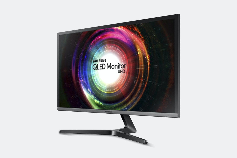 Samsung 28-Inch 4K QLED UHD Monitor
